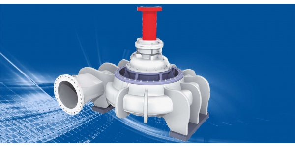 Centrifugal Vertical Pumps Type B