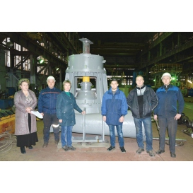 Pump Unit for EvrazHolding TK