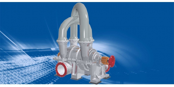 Multistage Horizontal Centrifugal Pump Type ЦН